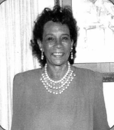 Ozella Gloria Mildred Duckett Winbush Sampson