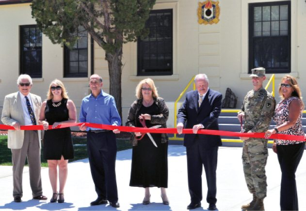 Ribbon Cutting Ceremony Marks Beginning of New Industrial Center