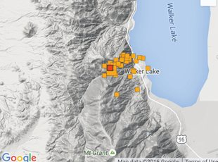 Pair of 'Significant' Quakes Rattle County