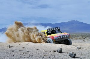 Tanya Bunch - The 640 mile Best in the Desert off-road race begins Friday and will pass through Mineral County on Saturday.