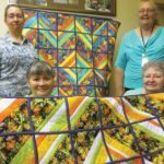 Quilts Donated to Library