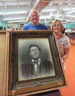 The photo will soon be on display at the Mineral County Museum.