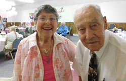Birthday Celebration special for 90-year-old Della Young
