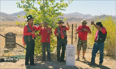 Group Honors Historic Mina Copper Queen
