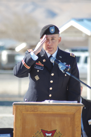 Veterans Honored at Hawthorne Ceremony