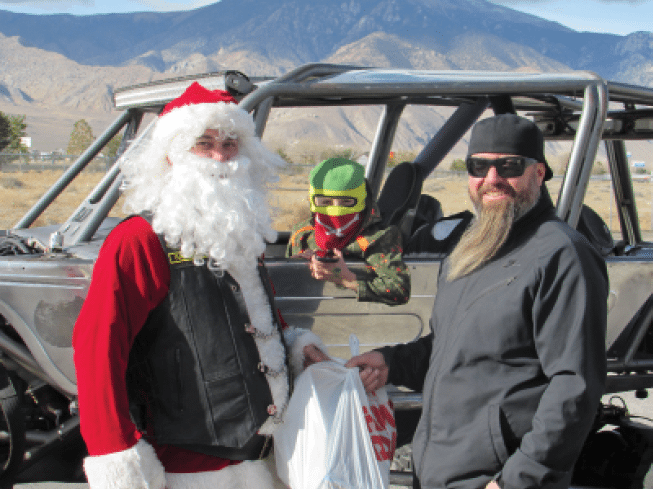 American Cruisers Hold Toy Run