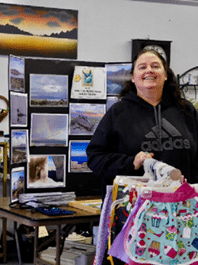 Luning Resident Balances Busy Life as Business Owner, Volunteer Firefighter