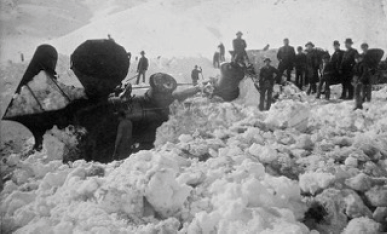 Nevada History: The Terrible Winter of 1889