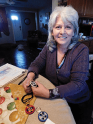 Faces of Mineral County:  Schurz Resident Cynthia Oceguera