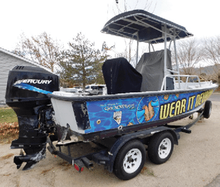 Search and Rescue Gets New Boat From NDOW