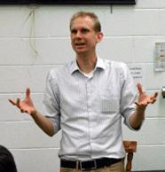 Faces of Mineral County: New music teacher Dr. Ben Gooch
