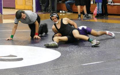 Wrestling Program Returns to MCHS