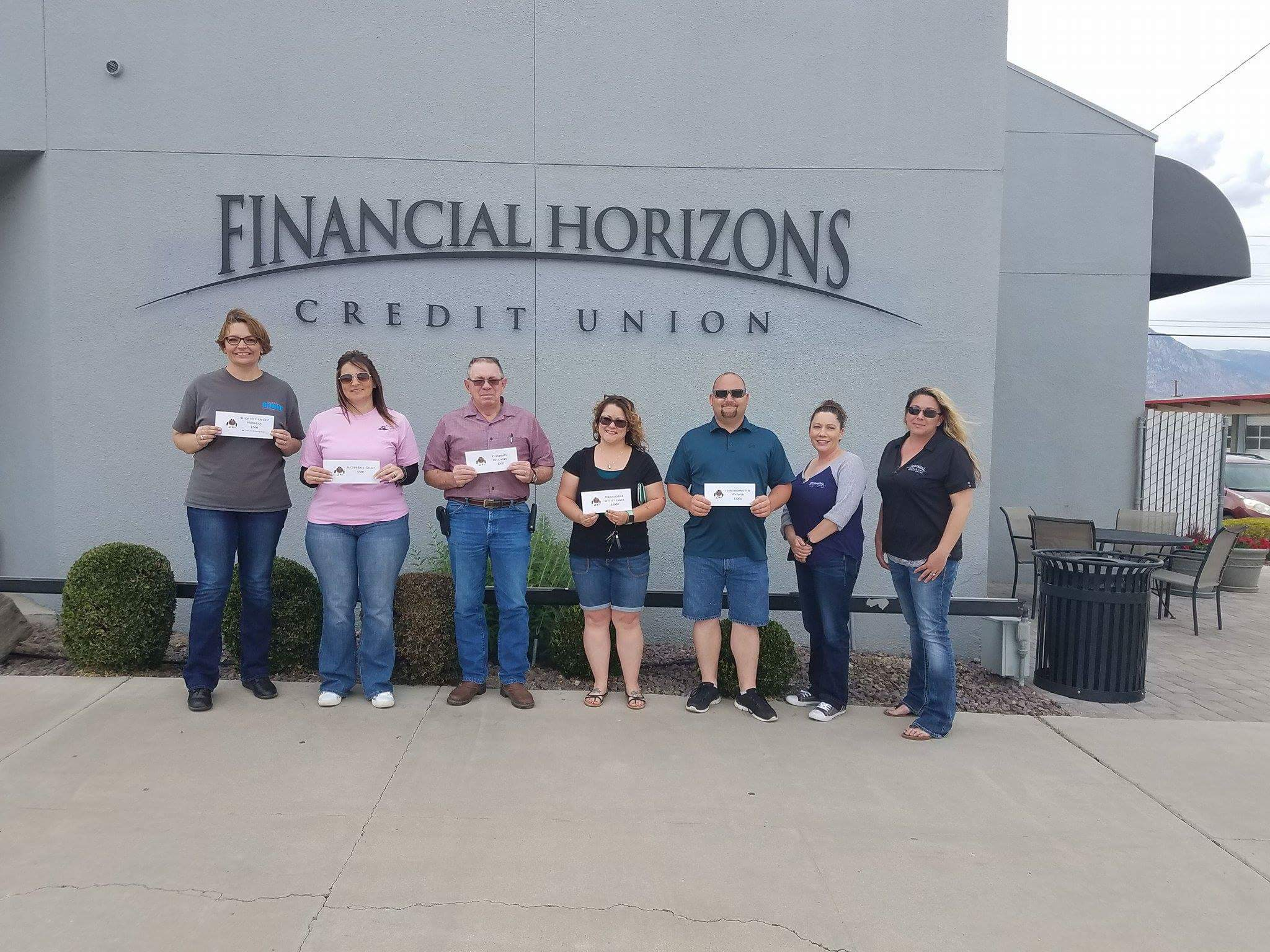 FHCU Pennies Count recipients named