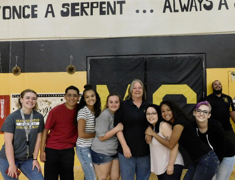 Math teacher calls it a career after 28 years at MCHS