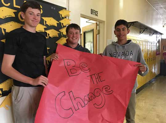 Volunteers sought for Challenge Day at MCHS