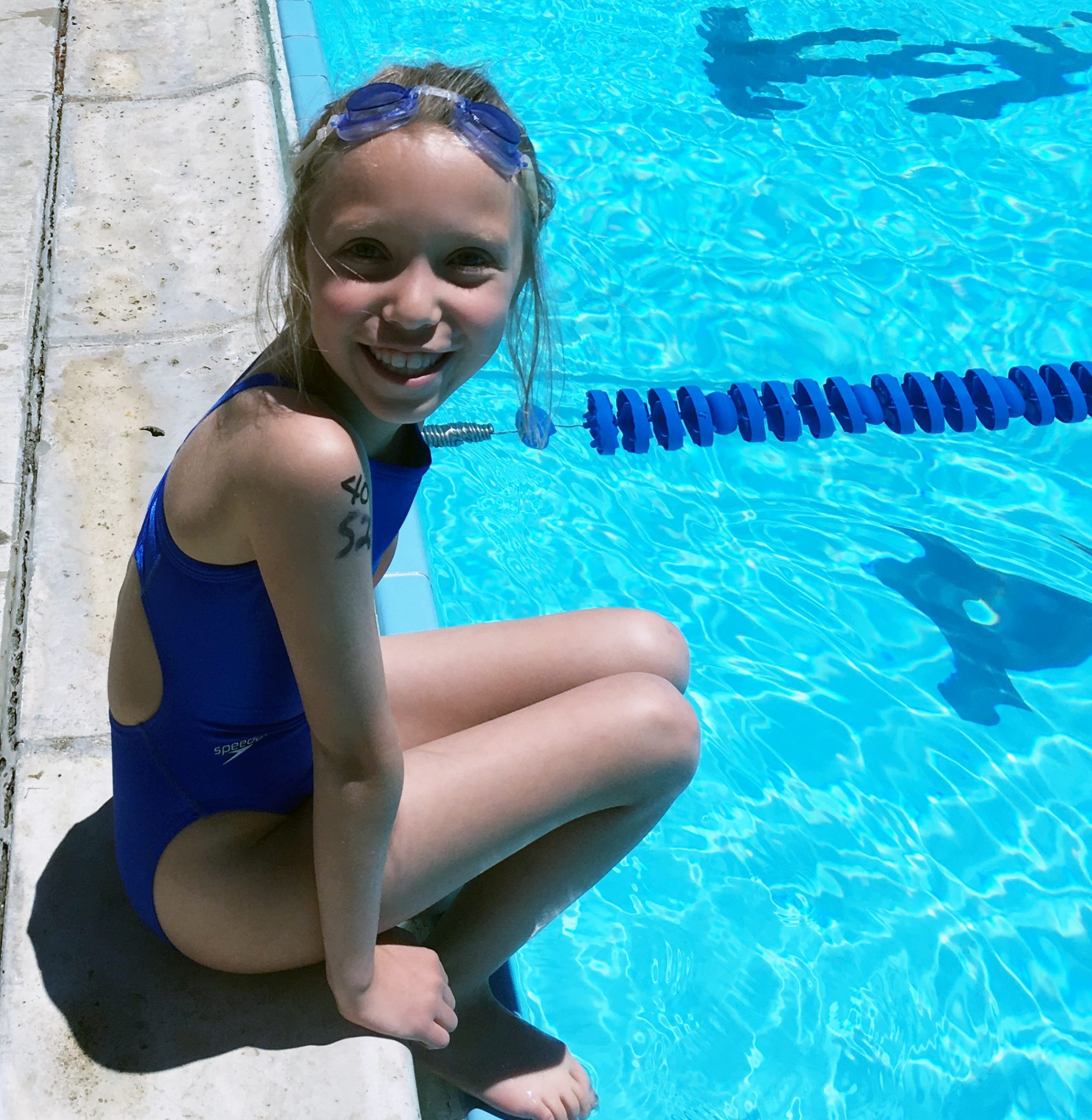 Stingray swim team enjoys successful season