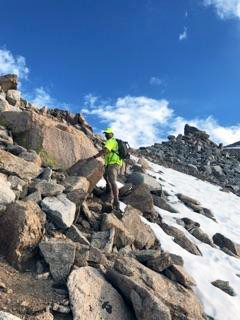 Search & Rescue saves injured man on Boundary Peak