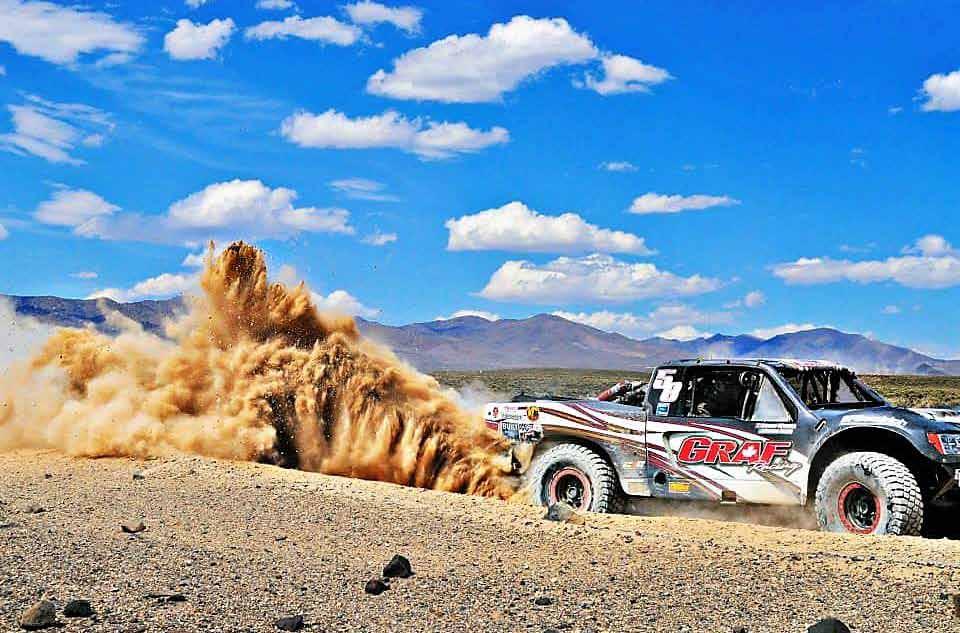 Annual Best in the Desert Race Friday