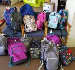 BLM Donates to Local School Drive
