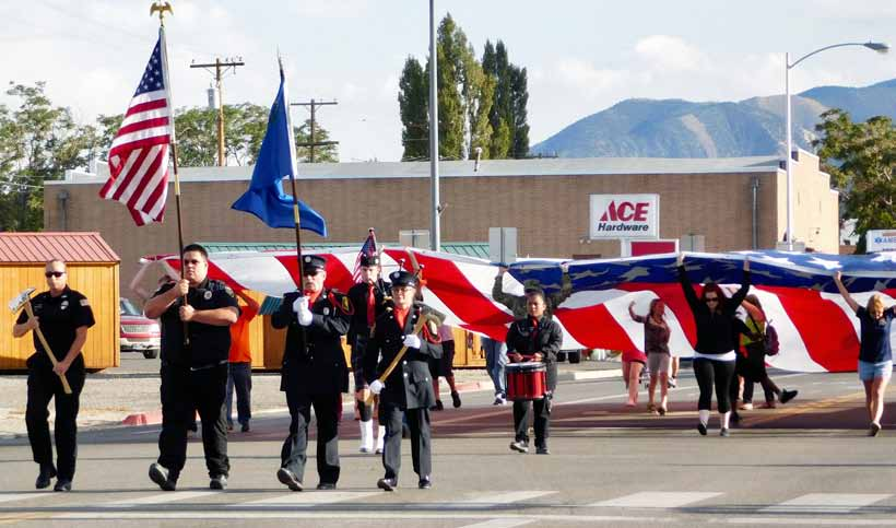 Community Remembers 9/11 with Tribute, Hike