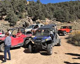 Off-Road Group Spontaneously Raises Money for Local Family