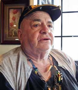 Local Vietnam Veteran Reflects on Battle with PTSD After War