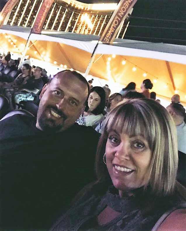 MCHS Grad, Husband Escape Route 91 Festival Unharmed