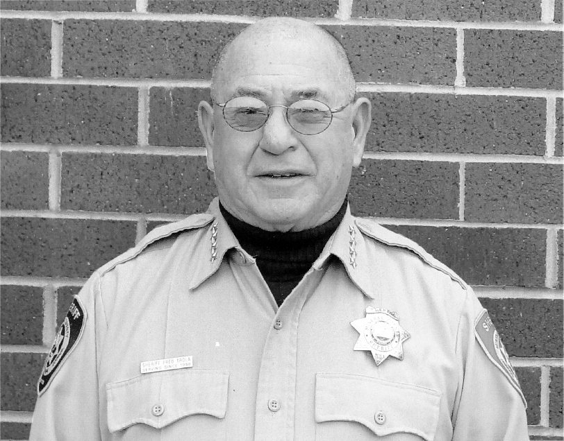 Family Confirms Passing of Former Mineral County Sheriff Fred Trdla