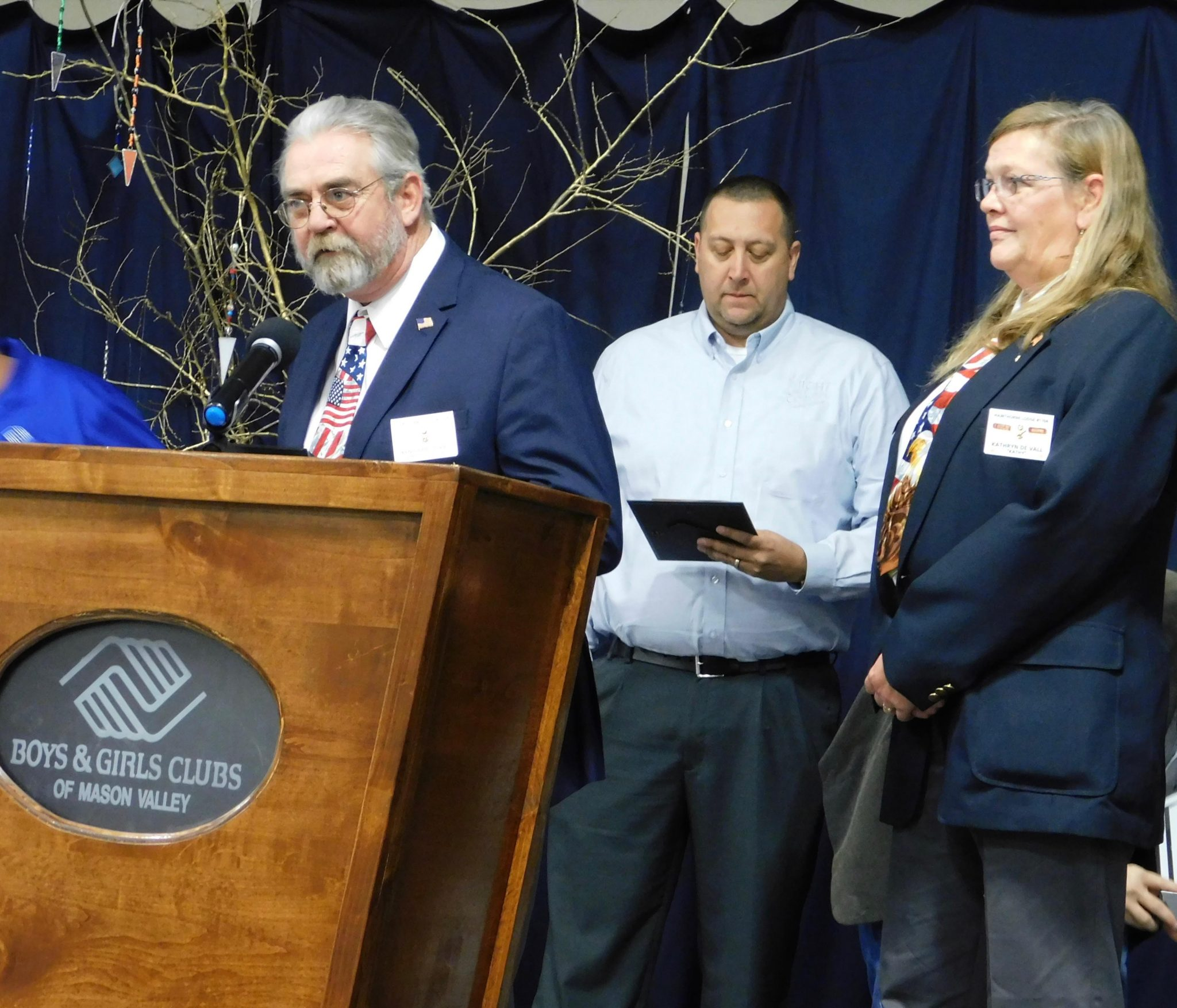 Locals Honored at Annual Boys & Girls Club Banquet