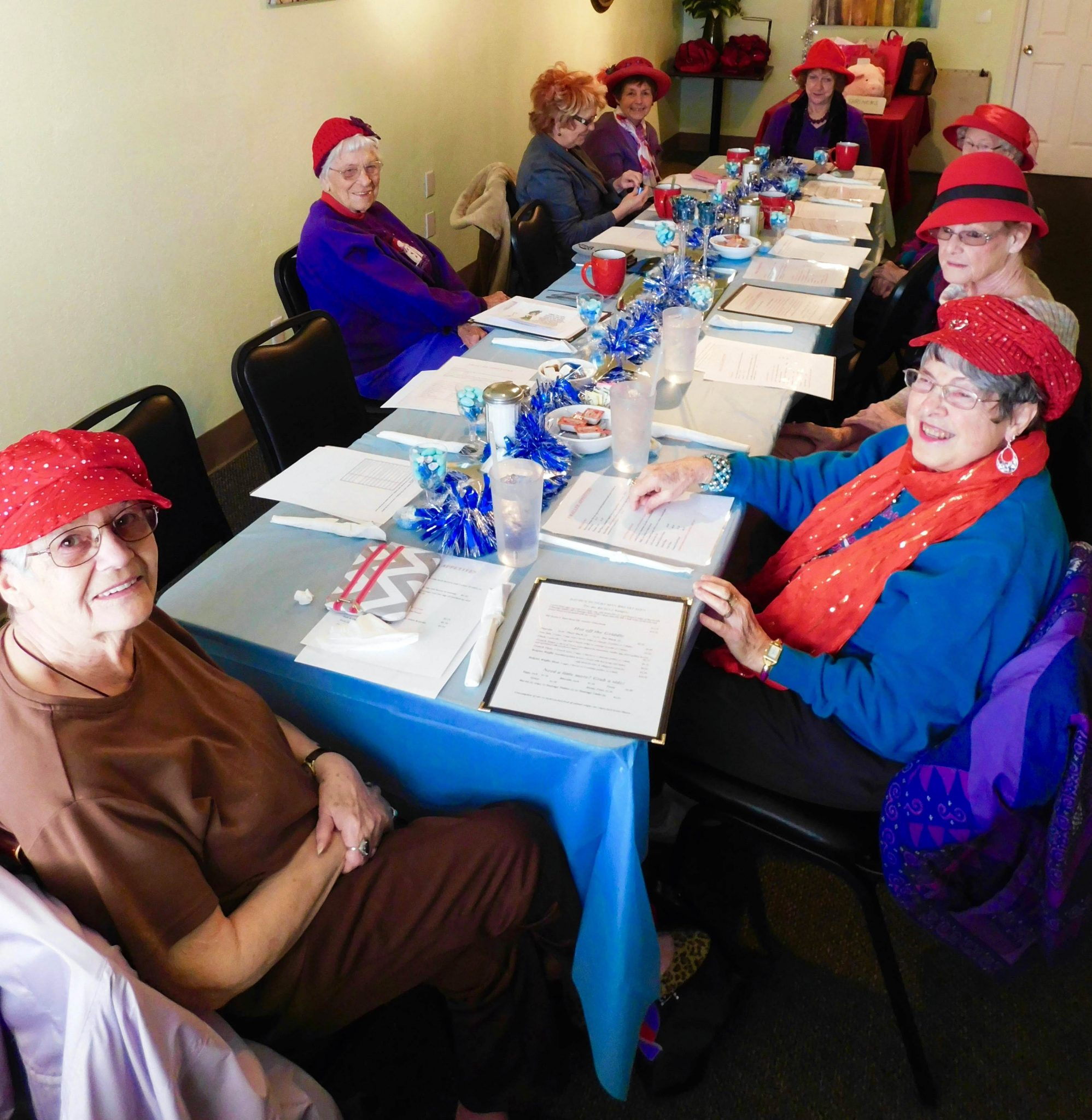 Fun After 55: Mad Hatters Group Still Going Strong After 15 Years