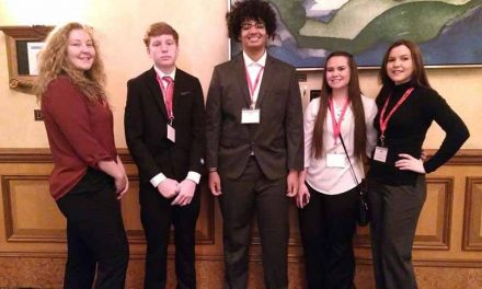 JAG Students Learn New Skills at Vegas Conference