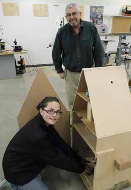 Woodworking Class Teaches Skills That Last a Lifetime