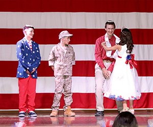AFD Celebration Begins with Annual Pageant