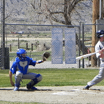 Serps Win Streak Halted at 14 After Split with Smith Valley