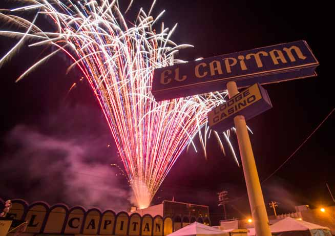 El Capitan to Light up the Sky Once Again Friday Night