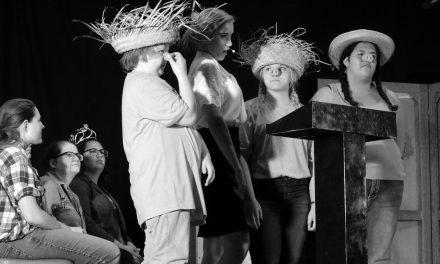 Students Perform 'Big Bad Musical'