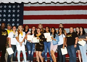 Serpent Sports Teams Hold End of the Year Banquet