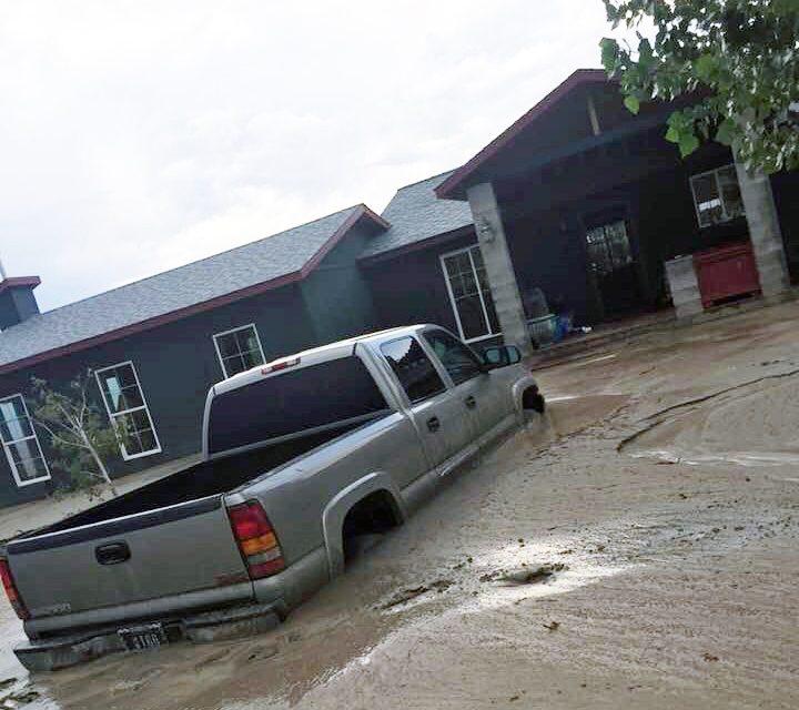 Flash Floods Wreak Havoc on Mineral County