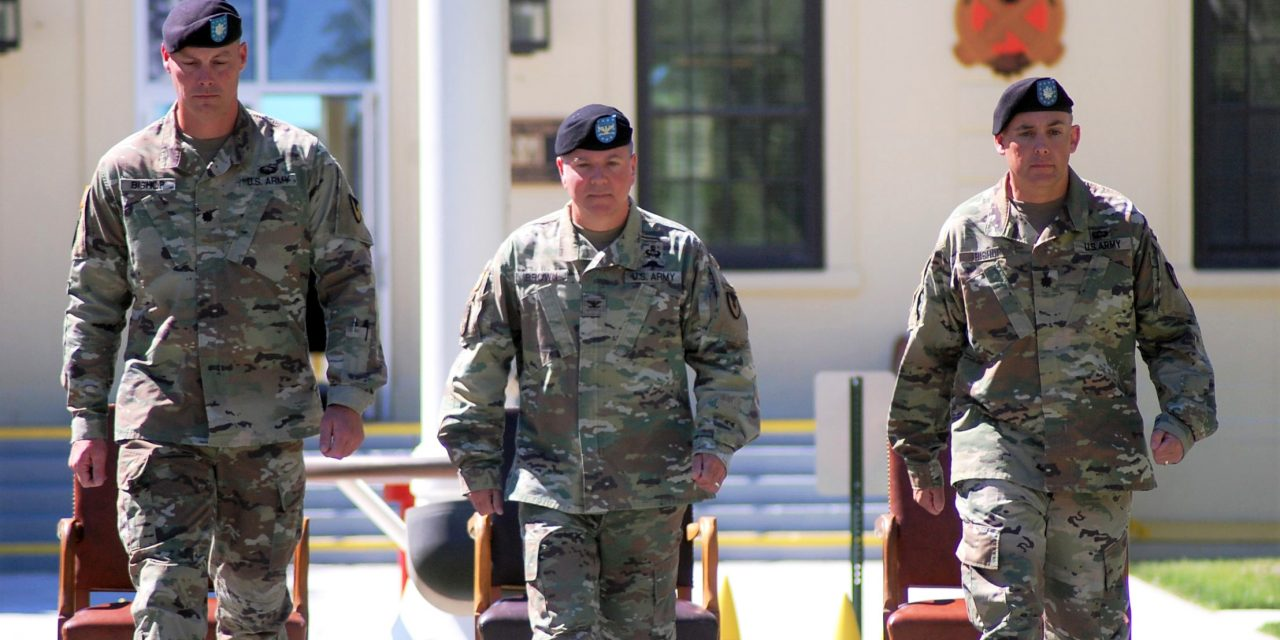 New Hawthorne Army Depot Commander Introduced at Ceremony