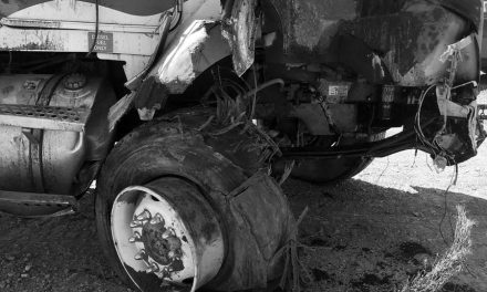 Arizona Firefighters Injured in Rollover Outside of Hawthorne
