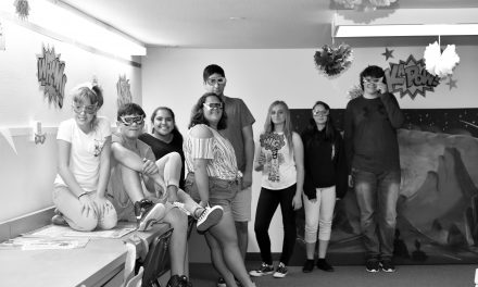 Yearbook Staff Prepares to Chronicle 2018-19 School Year