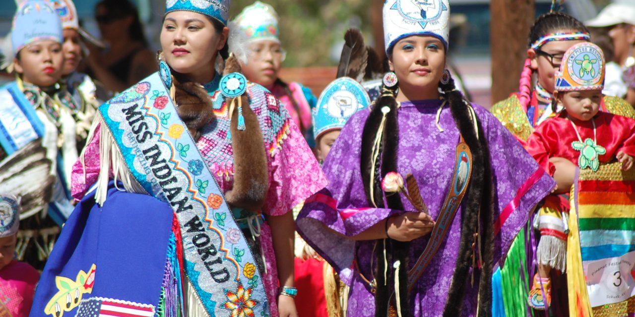 Walker River Paiute Tribe Holds Annual Pinenut Festival