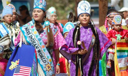 Walker River Paiute Tribe Holds Annual Pinenut Festival