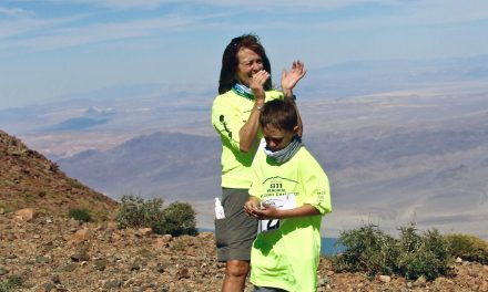 Hikers Reach Mt. Grant Summit for 9/11 Challenge