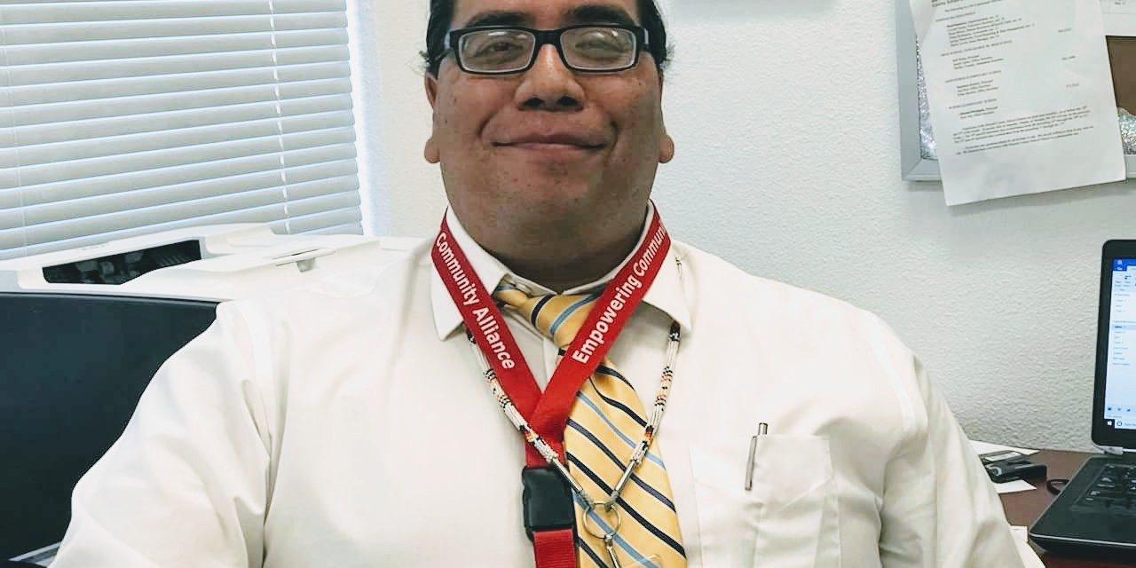 Schurz Elementary Principal Returns to Give Back to Hometown
