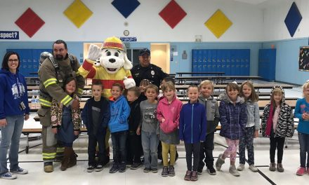Local Students Learn Fire Safety