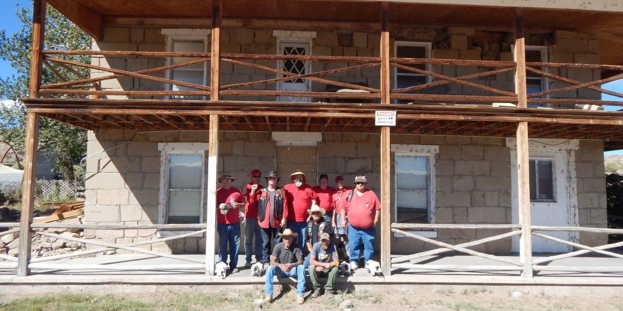 Volunteers Clean up 9-Mile Ranch