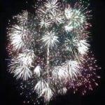 Fireworks Displays Light up Hawthorne