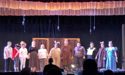 Drama Students Present 'The Velveteen Rabbit'