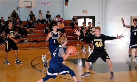 Serpents win all 5 games in home tourney